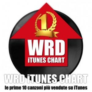 WRD iTUNES Chart