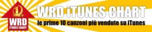 Banner WRD iTUNES Chart - 420x90px